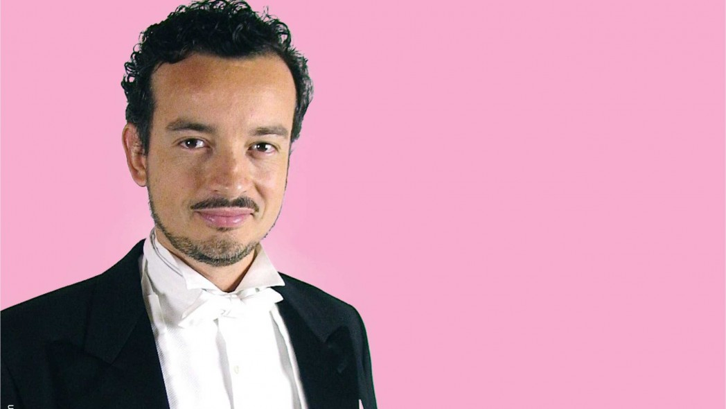 Kirlianit Cortés, el tenor quindiano convertido en maestro de los Niños Cantores de Viena