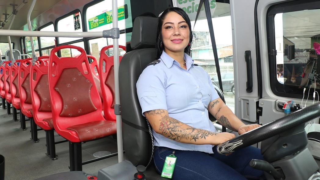 Leidy Acevedo, de rutas y sueños