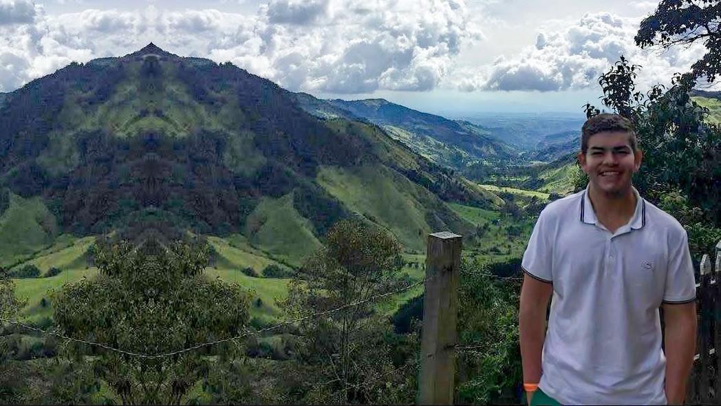 David Ángel Trujillo Pura energía