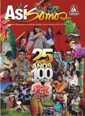 Revista Así Somos 100 100